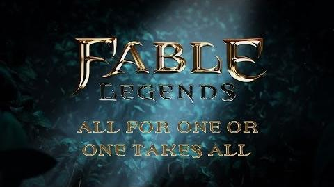 Fable Legends - E3 2014 Gameplay Trailer