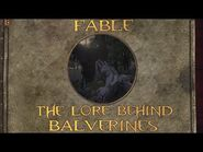 Fable- The Lore Behind Balverines