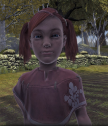 Young Theresa Fable An