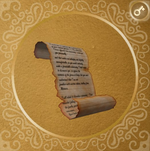Письмо от Сирила