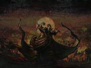 Chamber of Fate Fresco - Evil Epilogue