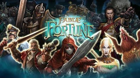 Fable Fortune Launch Trailer
