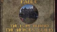 Fable The Lore Behind The Heroes' Guild
