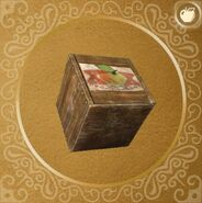 Ящик сидра