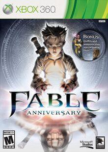 Fable Anniversary (Launch Edition) Xbox 360 - NTSC-U Box Art.jpg