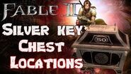 Fable 2 - Silver Key Chest Locations
