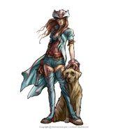 Jessica The Pirate Warrior