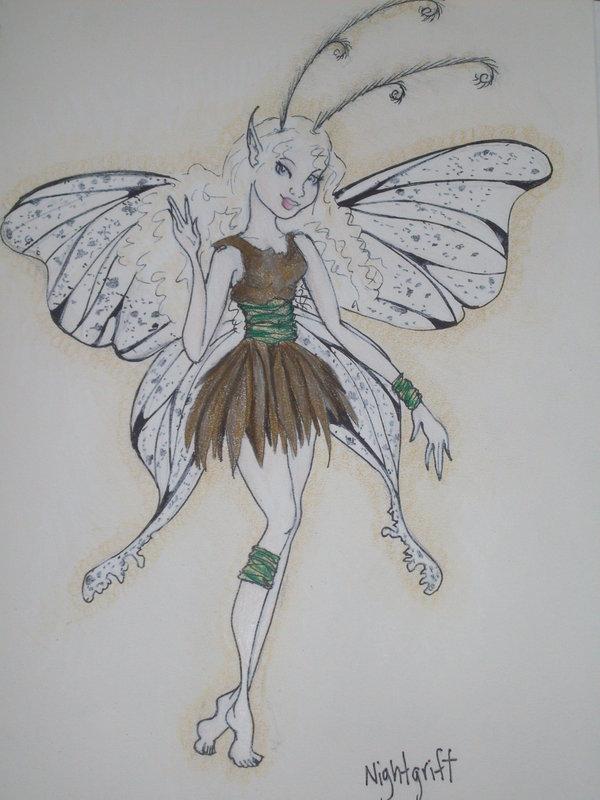 Albino Nightgrifter