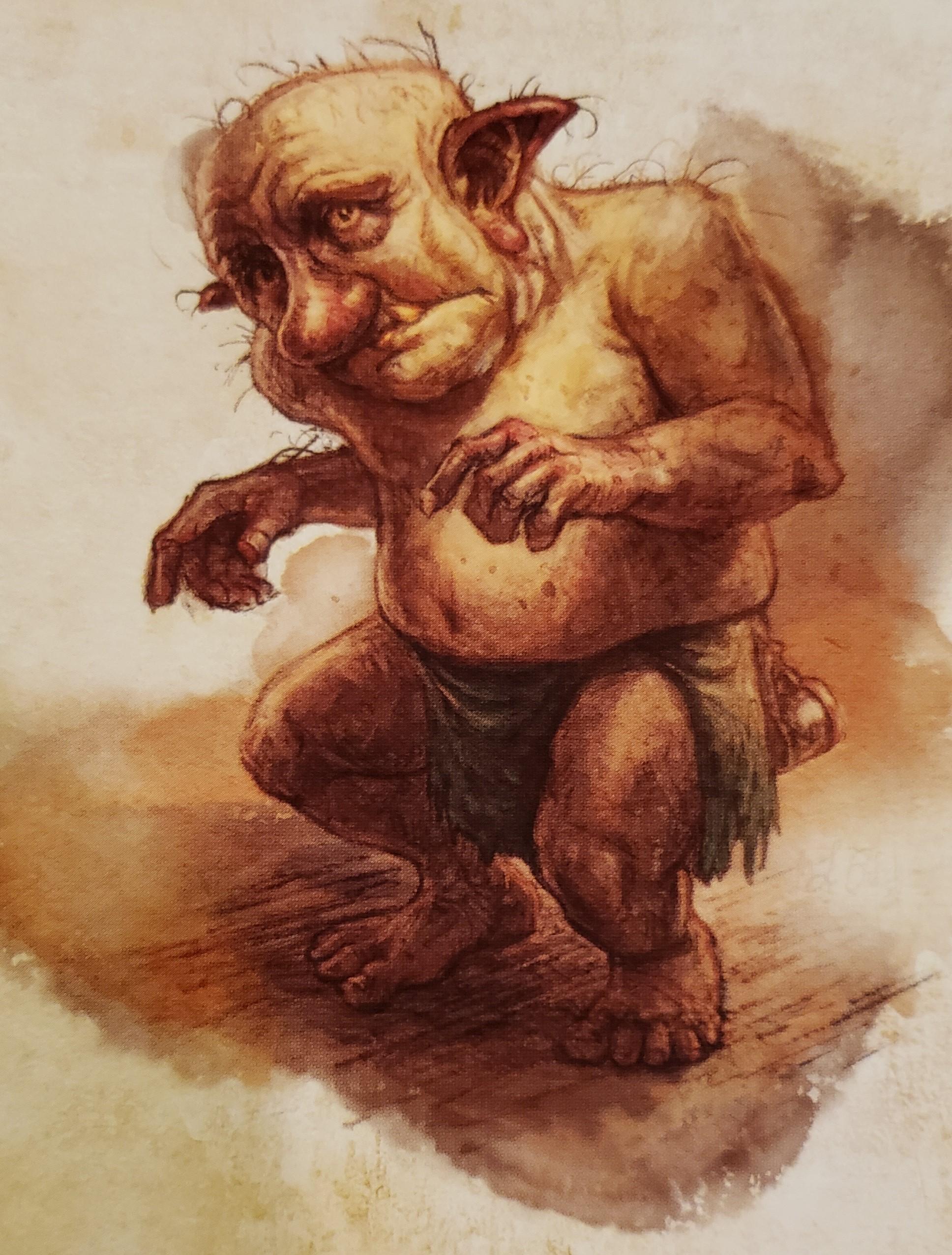 Hermit Troll