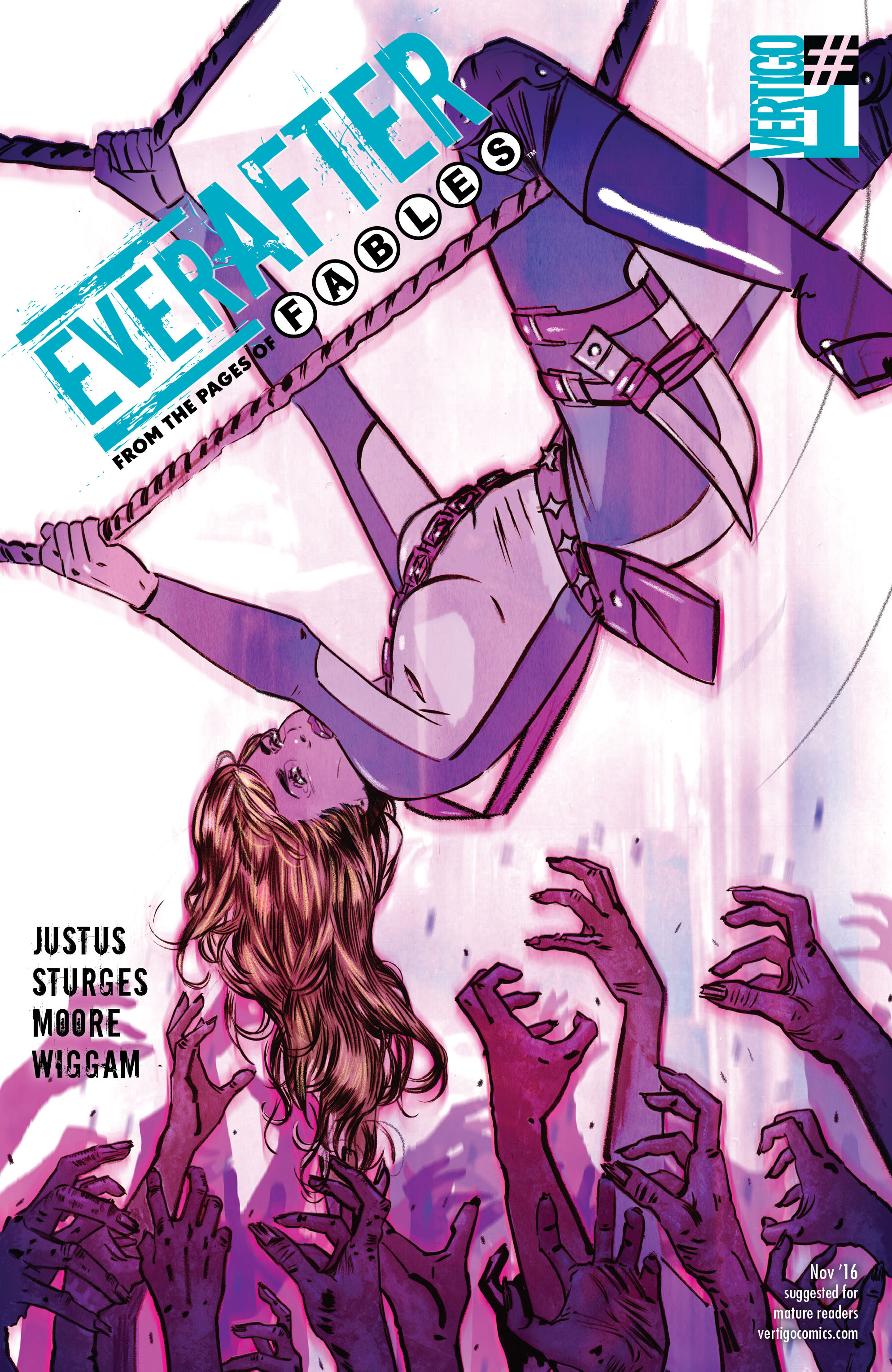 Everafter: From the Pages of Fables 1