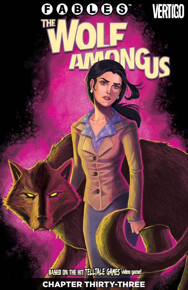 Fables: The Wolf Among Us 33
