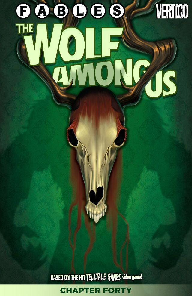 Fables: The Wolf Among Us 40