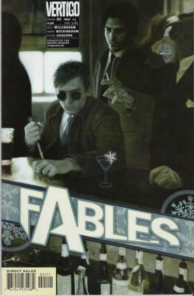 Fables 21