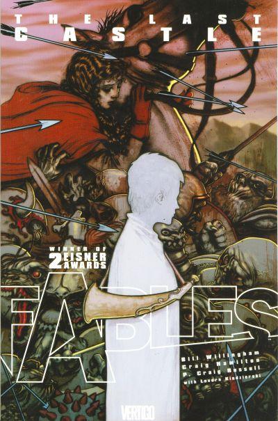 Fables: The Last Castle