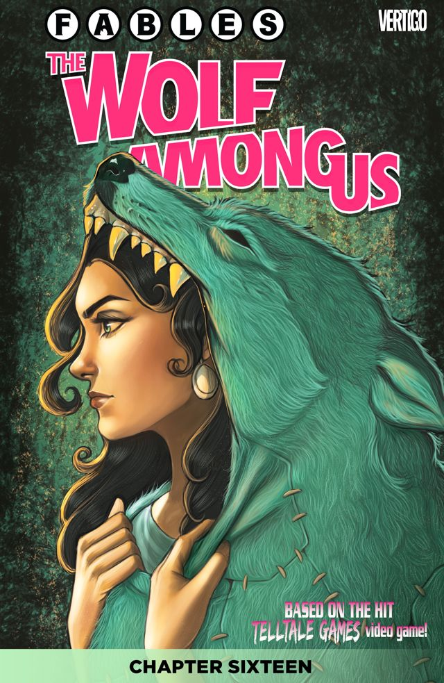 Fables: The Wolf Among Us 16