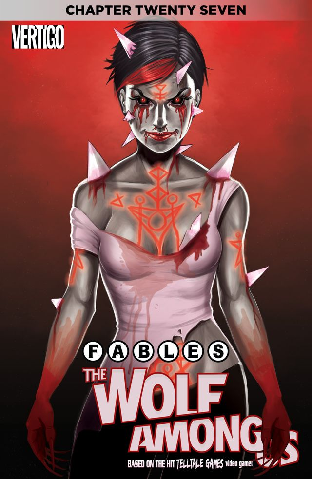 Fables: The Wolf Among Us 27