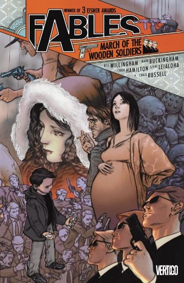 Fables: March of the Wooden Soldiers