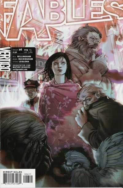 Fables 26
