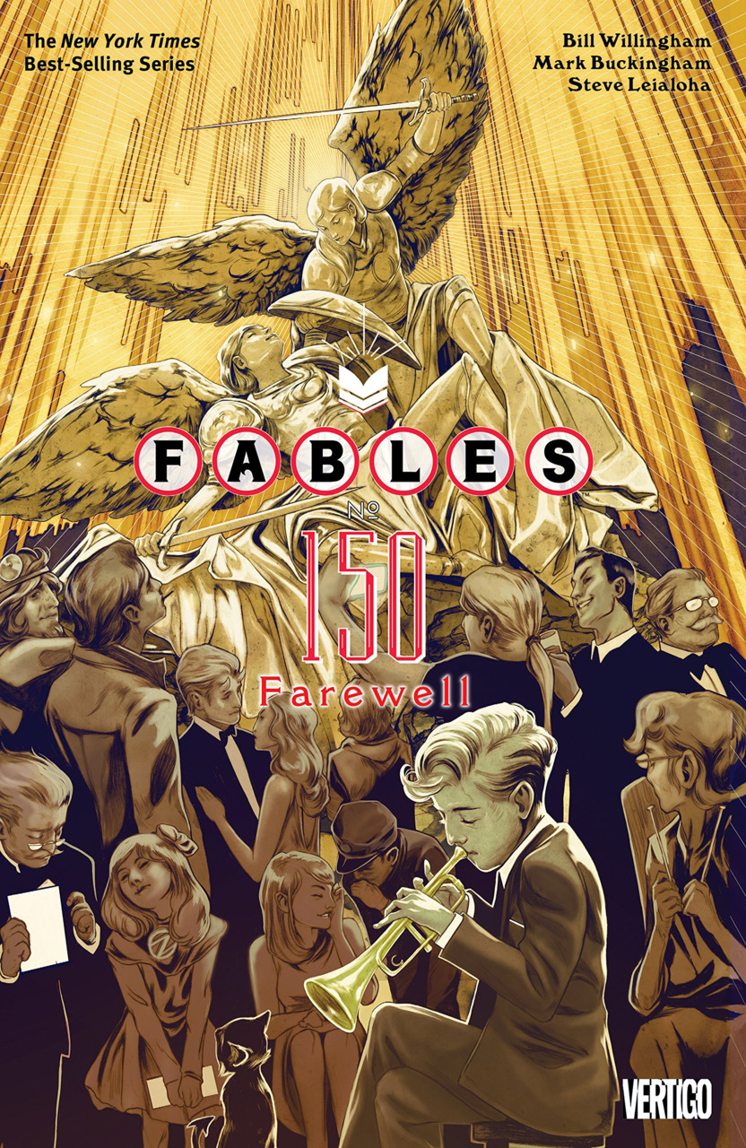 Fables: Farewell