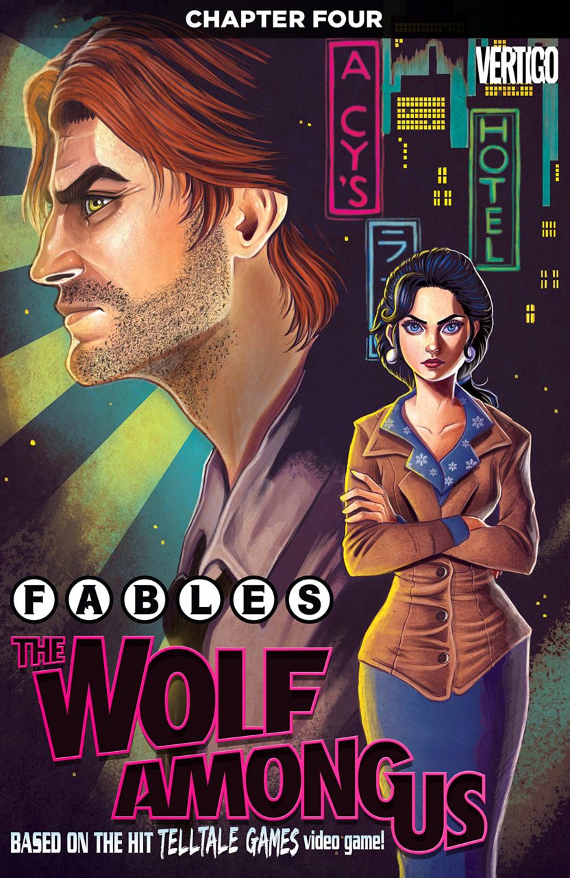 Fables: The Wolf Among Us 4