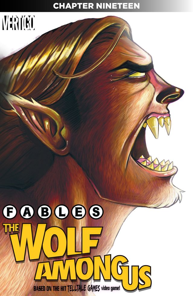 Fables: The Wolf Among Us 19