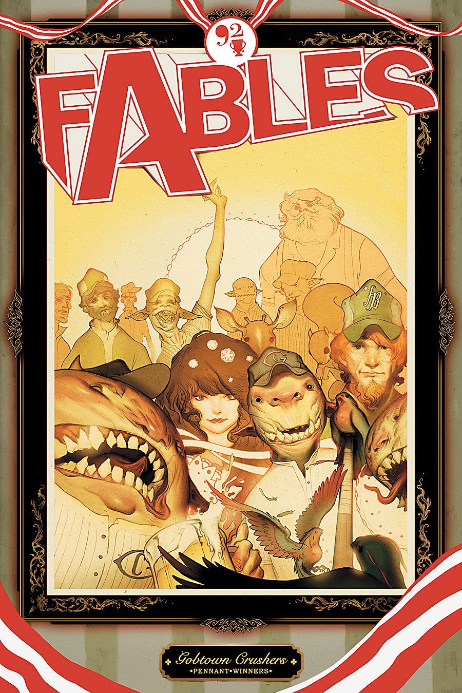 Fables 92