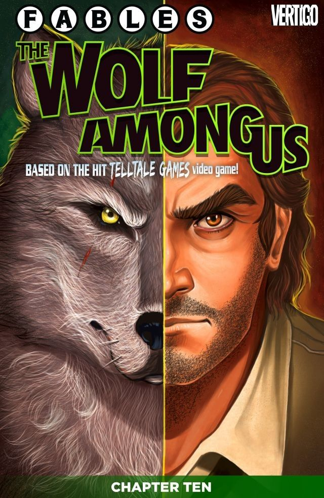 Fables: The Wolf Among Us 10