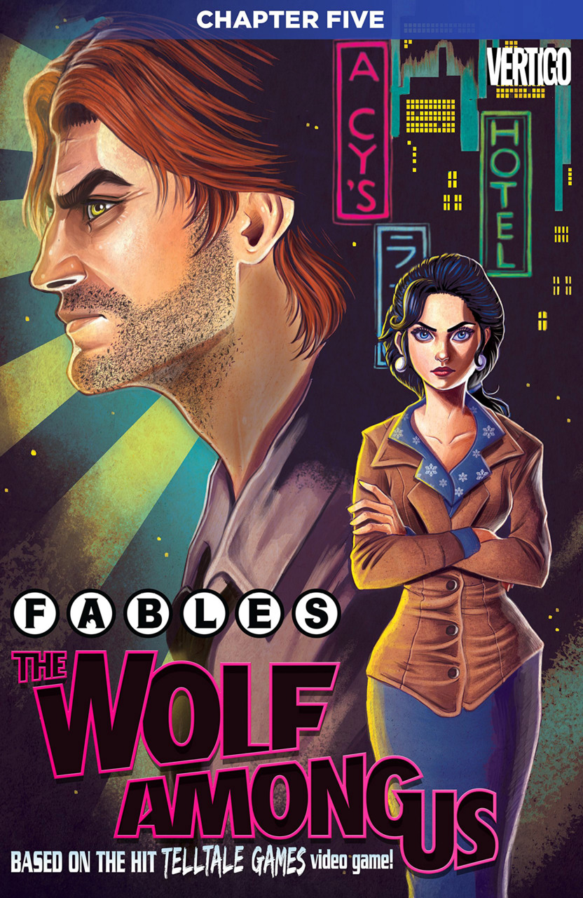 Fables: The Wolf Among Us 5