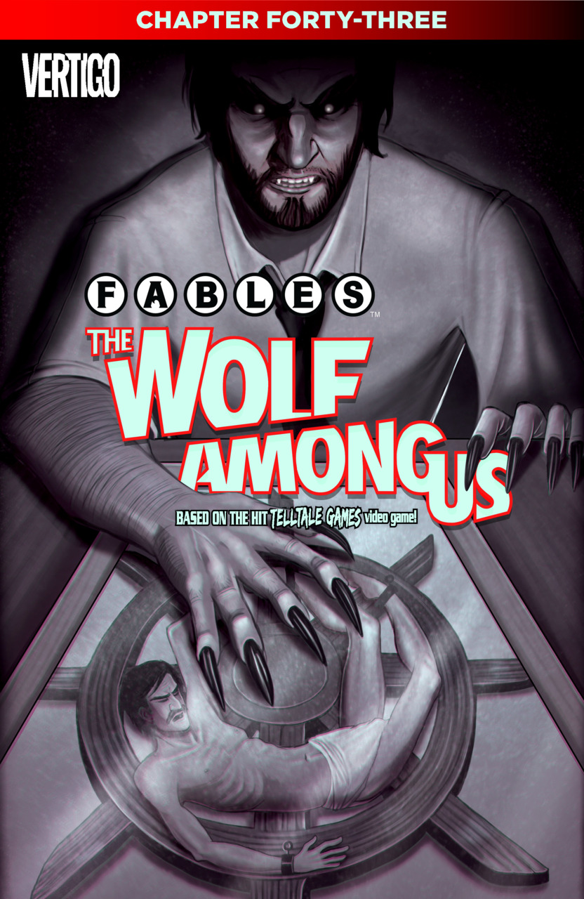 Fables: The Wolf Among Us 43