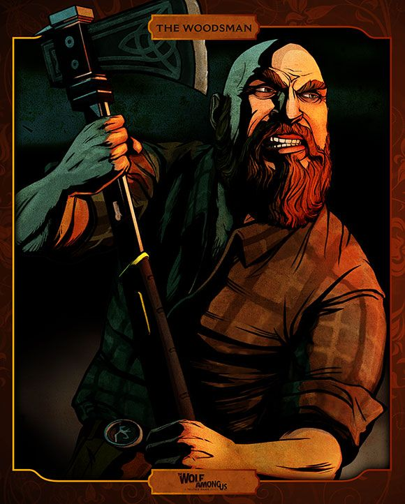 The Woodsman (Video Game)