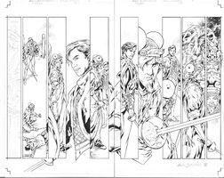 FI150 Comic Art - No Ink