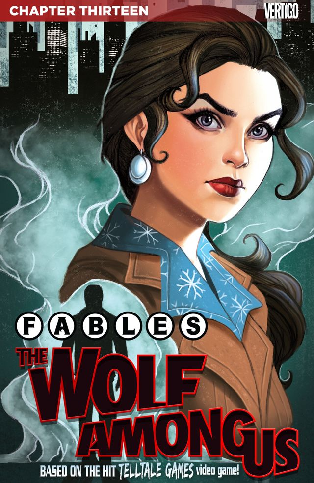 Fables: The Wolf Among Us 13