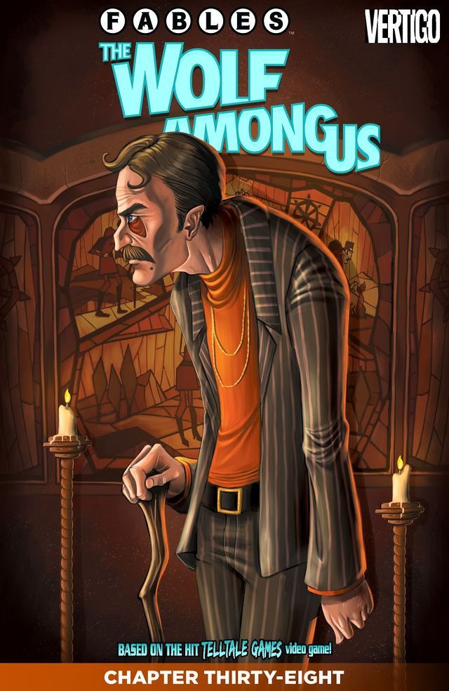 Fables: The Wolf Among Us 38