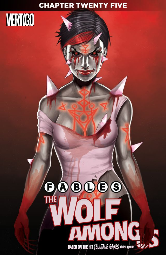 Fables: The Wolf Among Us 25