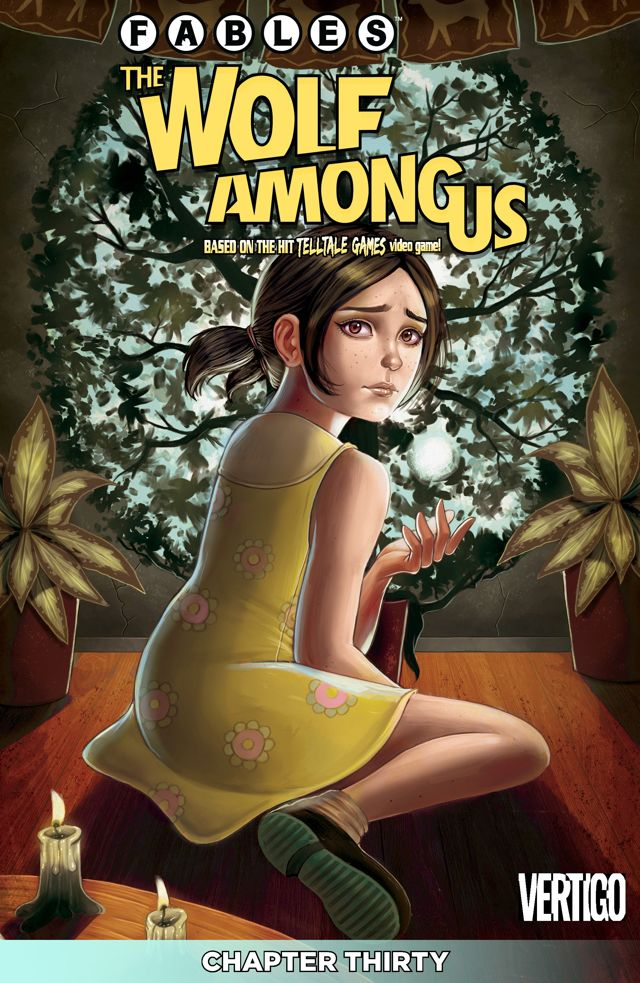 Fables: The Wolf Among Us 30