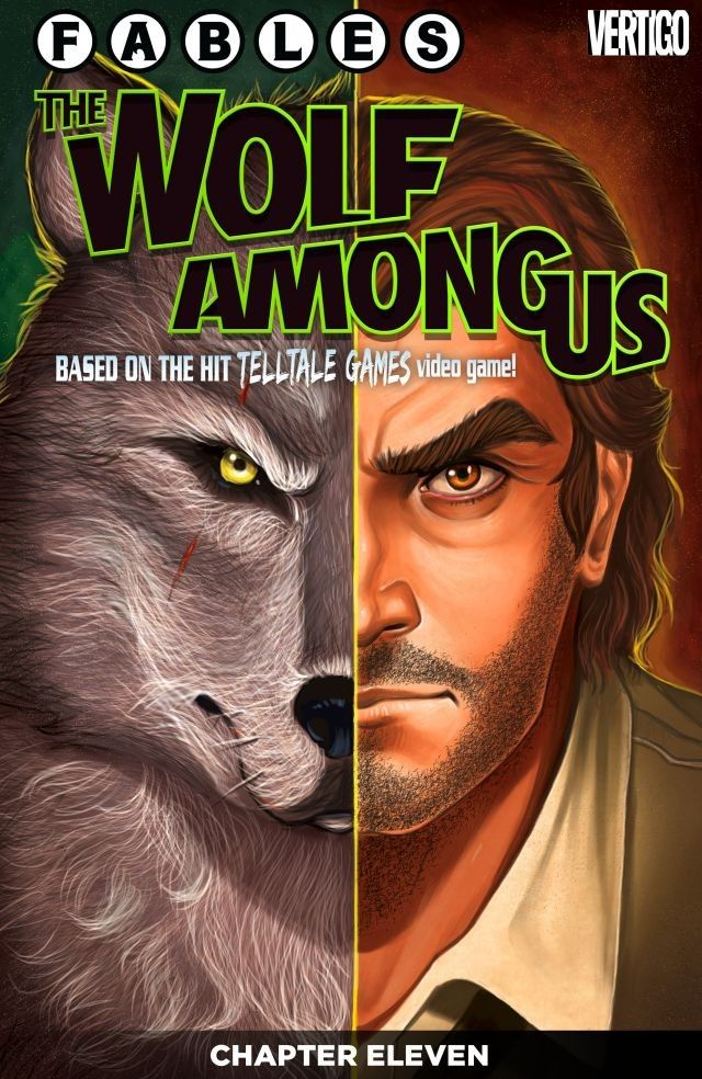Fables: The Wolf Among Us 11