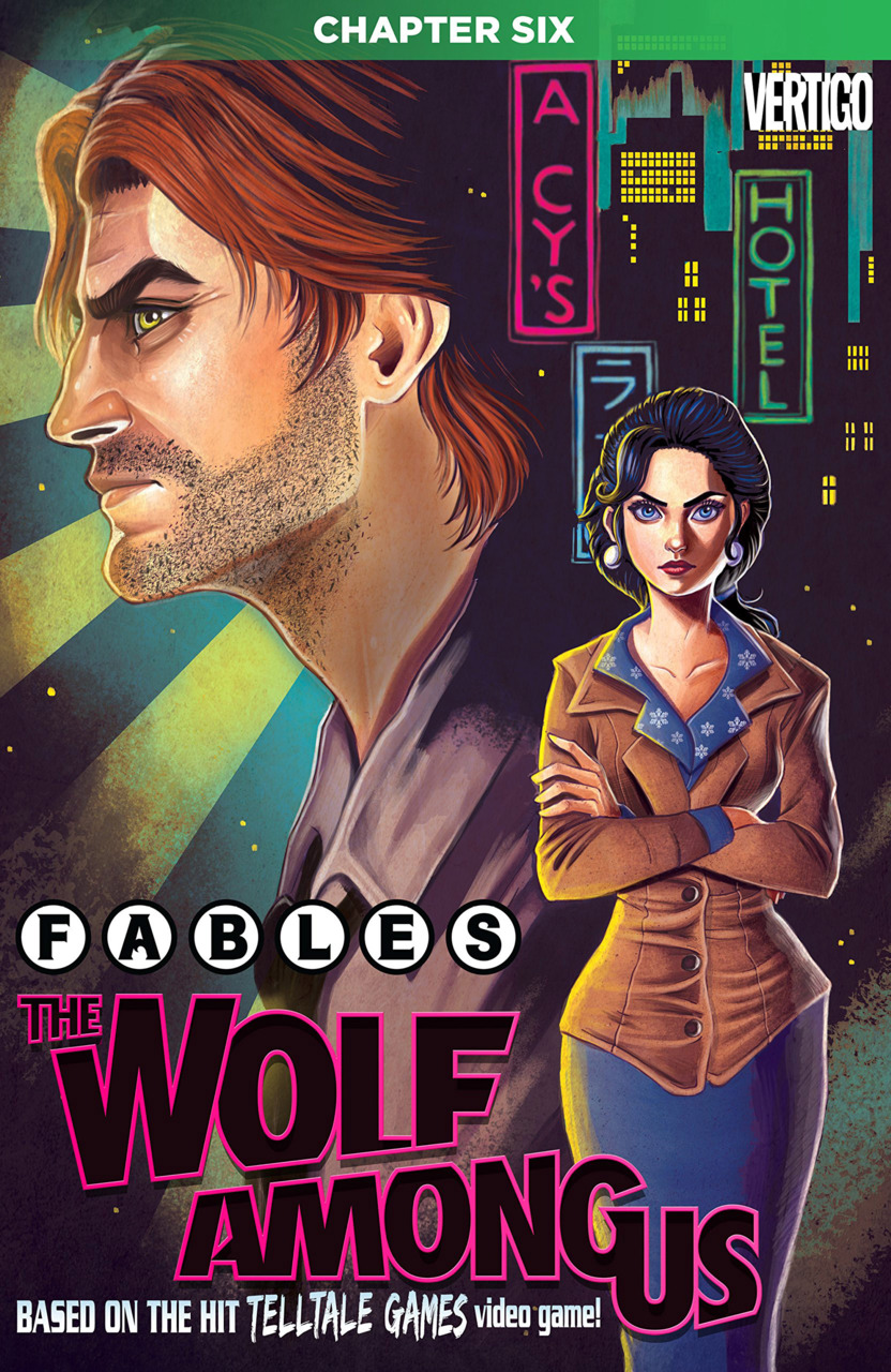 Fables: The Wolf Among Us 6