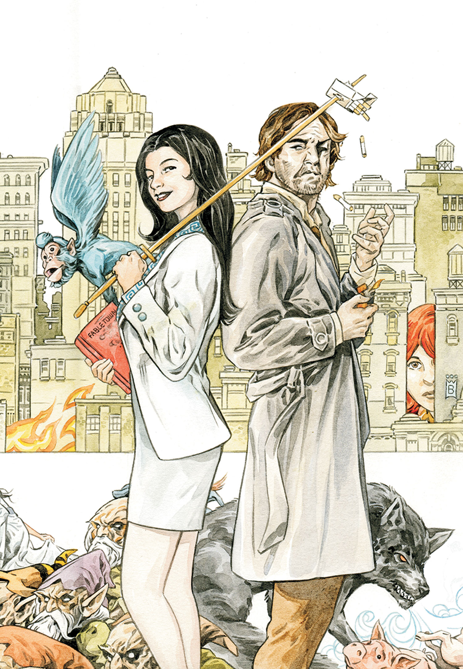 Fables 125