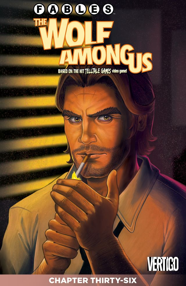 Fables: The Wolf Among Us 36