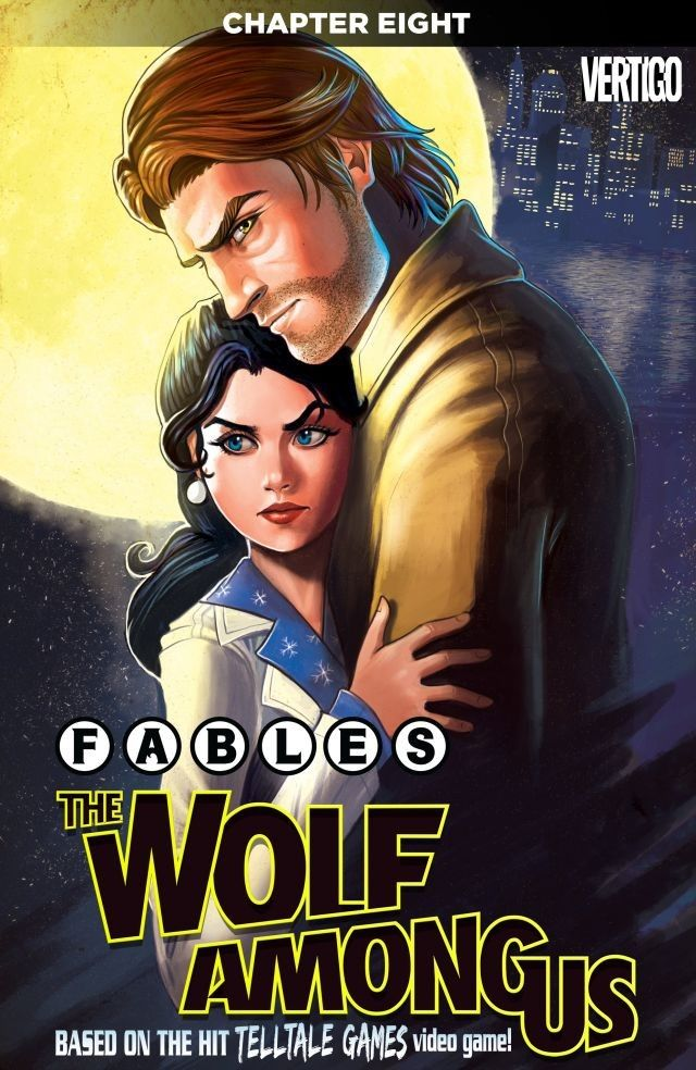 Fables: The Wolf Among Us 8