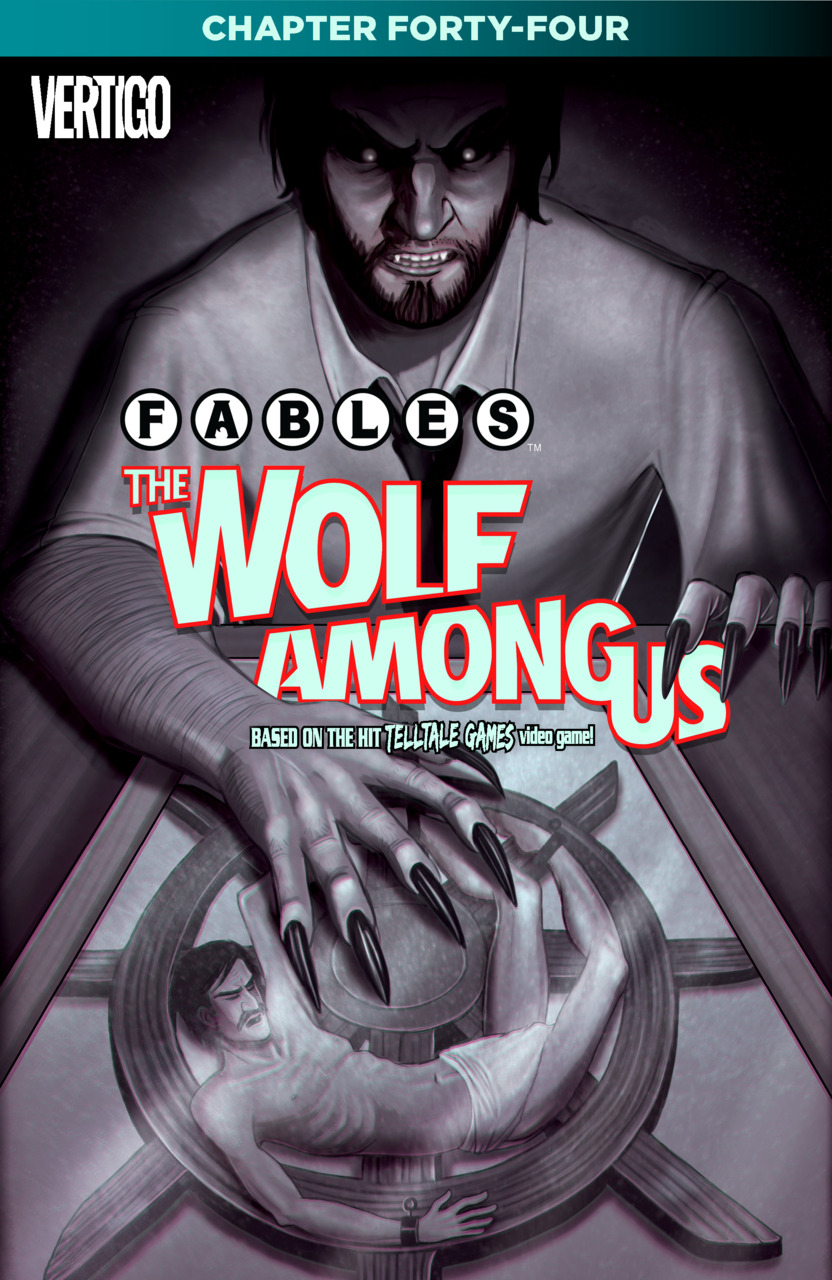 Fables: The Wolf Among Us 44