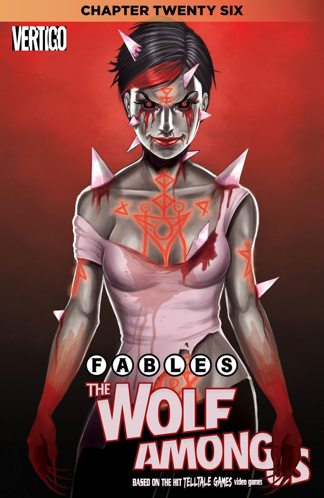 Fables: The Wolf Among Us 26