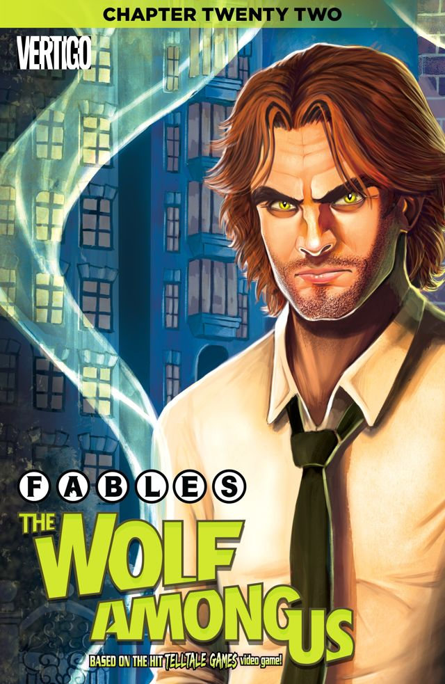 Fables: The Wolf Among Us 22