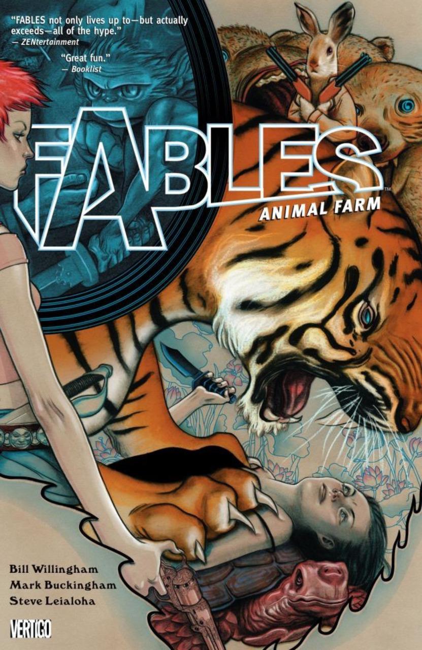 Fables: Animal Farm