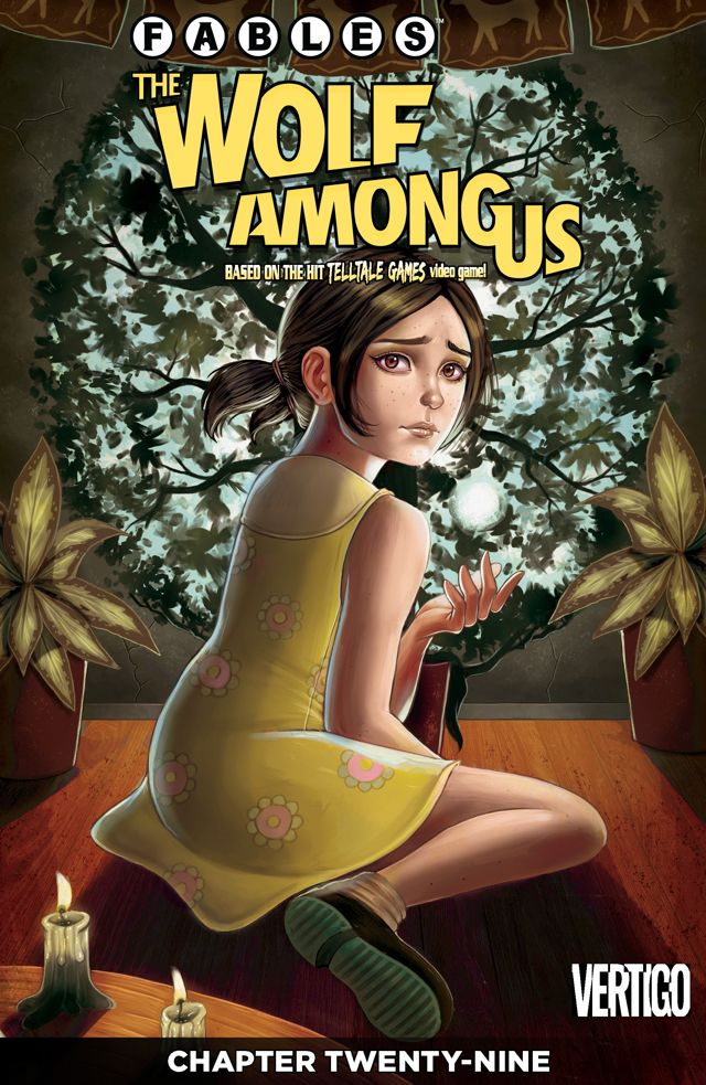 Fables: The Wolf Among Us 29