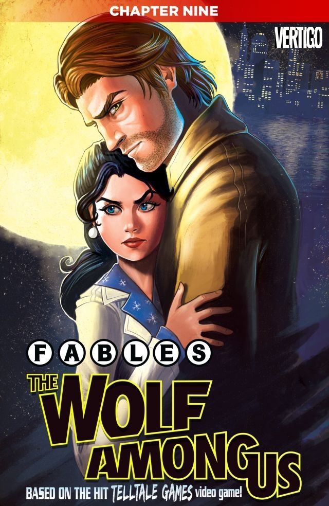 Fables: The Wolf Among Us 9