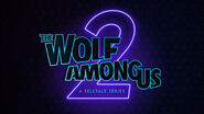 The Wolf Among Us 2 logo
