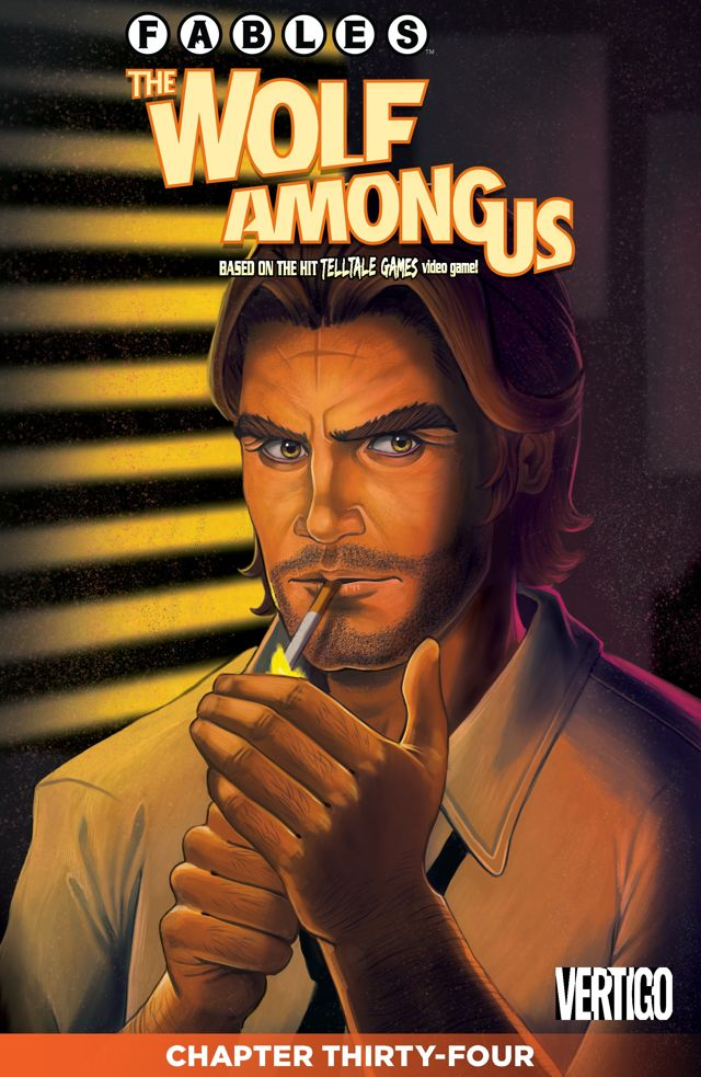Fables: The Wolf Among Us 34