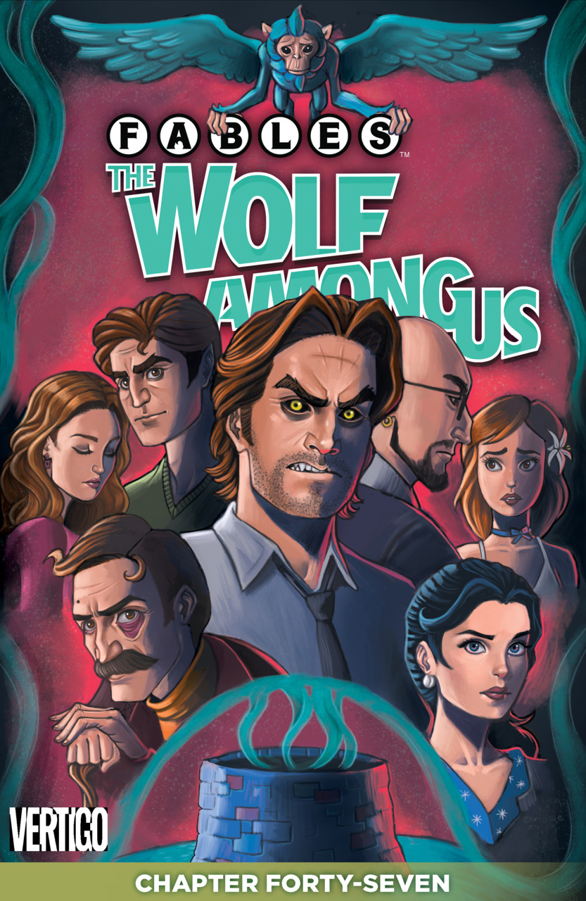 Fables: The Wolf Among Us 47