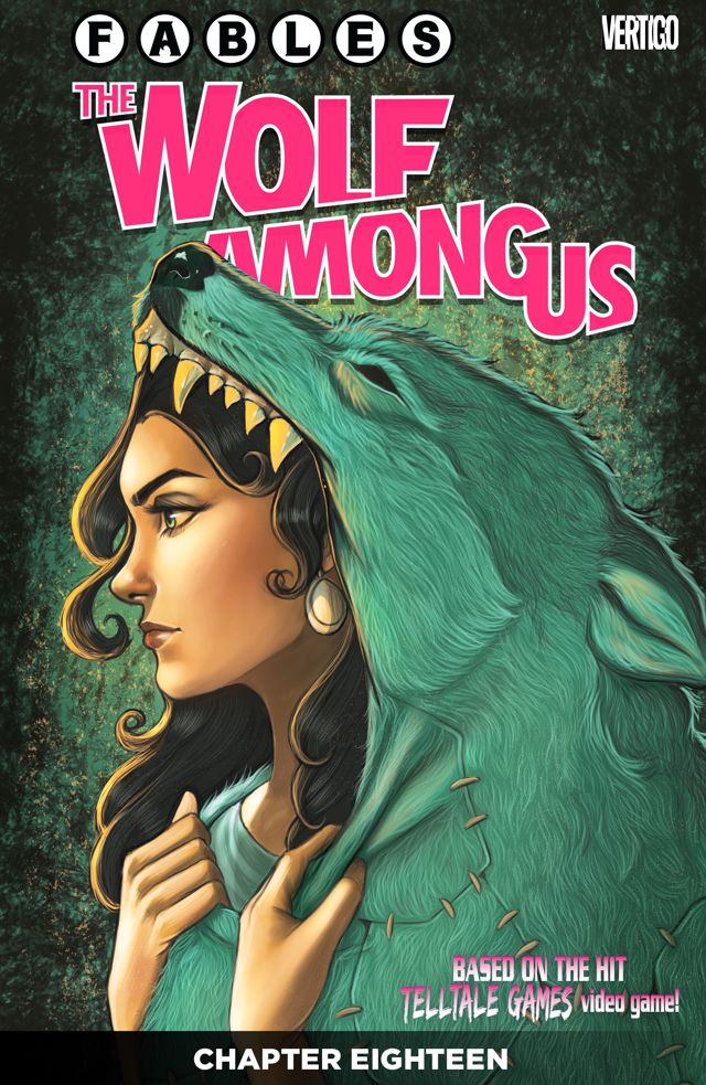 Fables: The Wolf Among Us 18